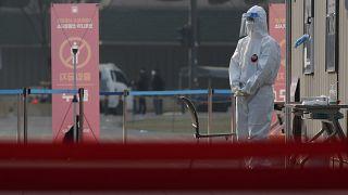 تشديدات صحية في كوريا الجنوبية بعد تسجيل اصابات بالسلالة الجديدة من كوفيد-19