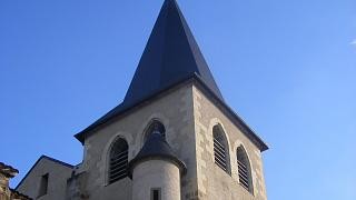 كنيسة سانت أري دو ديسيز في فرنسا