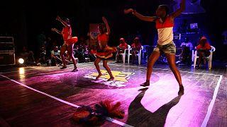 مصمم الرقص في فرنسا عثمان سي