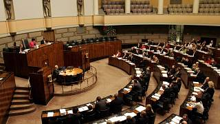 """The Speaker of the Parliament described the breach as """"a serious attack on our democracy and Finnish society""""."""