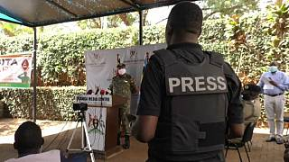 Ugandan journos stage walk out on security presser, protest abuse by security forces