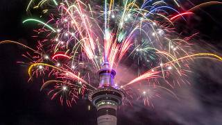 Silvester in Auckland
