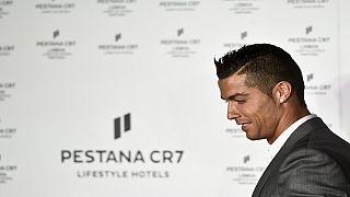 Ronaldo's new hotel in Marrakech