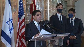 Le Maroc prepare la réouverture d'un bureau de liaison en Israel