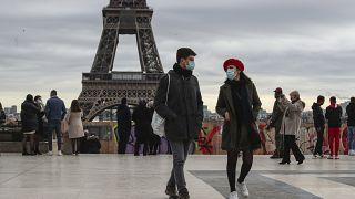 Paris virus outbreak