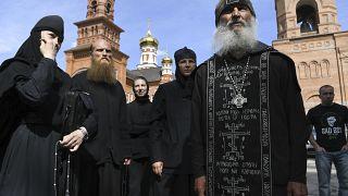 Бывший схимонах Сергий (Романов)