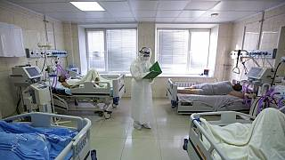 Statistic agency figures show that Russia has the third worst death toll to the virus in the world