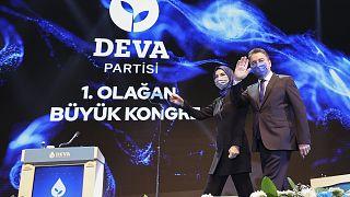 DEVA Partisi 1. Olağan Kongresi