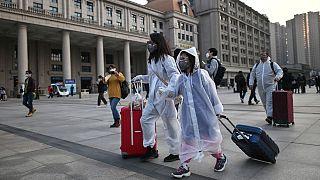 Çin'in Vuhan kenti