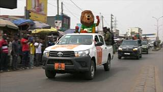 CHAN 2021 mascot begins tour of Cameroonian cities