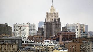 Russia's foreign ministry did not name the sanctioned individuals in its statement.