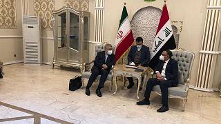 گفتگوی وزیر نیروی ایران با همتای عراقی اش