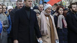 Rússia abre inquérito contra Navalny
