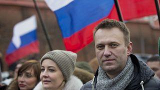 Alexej Nawalny (Aufnahme von 2017)