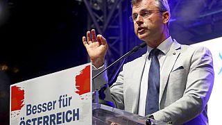 Norbert Hofer von der FPÖ - ARCHIV