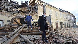 زلزله در کرواسی
