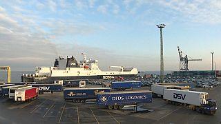 80 Prozent der Güter, die in Cuxhaven umgeschlagen werden, haben einen Bezug zu Großbritannien.