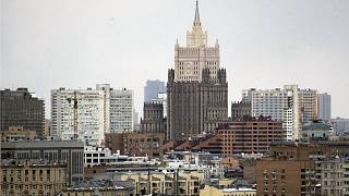 تحریم مقامات اطلاعاتی آلمان توسط روسیه