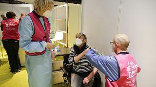 Εμβολιασμός στο Βερολίνο