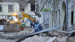 زلزال في كرواتيا