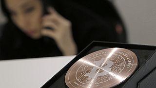 Φωτό αρχείου - Bitcoin