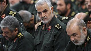 İranlı General Kasım Süleymani