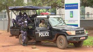 La police ougandaise disperse un rassemblement de Bobi Wine