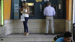 Φωτό αρχείου - Τράπεζες στ��ν Κύπρο