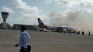 Yémen : des explosions à l'aéroport d'Aden font 26 morts