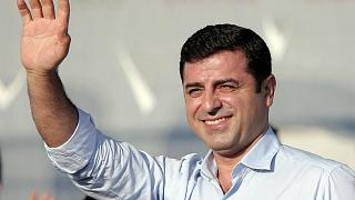 HDP eski eş genel başkanı Selahattin Demirtaş