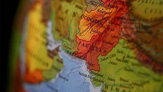 Pakistan haritası