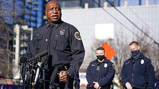 Nashville police chief John Drake said hindsight was 20/20