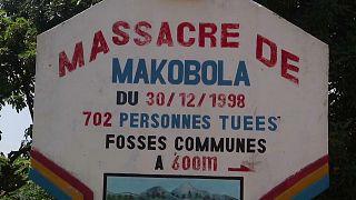 Monumento alle vittime del massacro del 1998
