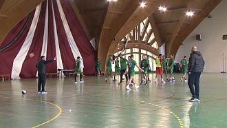 Morocco handball team prepares for world championship in Egypt