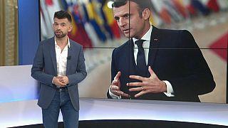 Emmanuel Macron : le bilan d'une année 2020 chargée et les enjeux de 2021