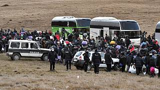 ممانعت پلیس بوسنی و هرزگوین از انتقال پناهجویان مستقر در اردوگاه سوخته لیپا