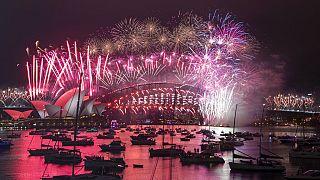 Les festivités du Nouvel An... à distance!