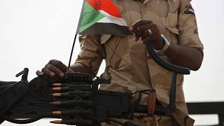 جندي سوداني من قوات الدعم السريع