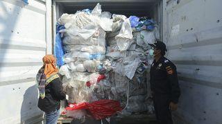 L'UE n'exportera plus ses déchets plastiques non recyclables