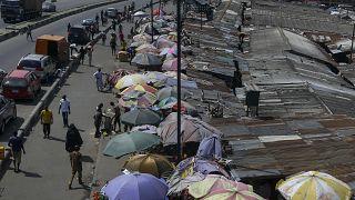 Nigeria's Buhari agrees record 2021 budget amid COVID-hit economy