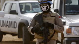 Concern for civilians as UN peacekeeping mission in Darfur folds
