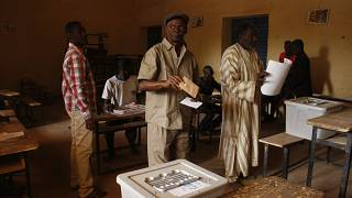 Niger partial results show ruling party presidential candidate in big lead