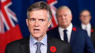 Ontario Maliye Bakanı Rod Phillips