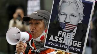 Экстрадируют ли Ассанжа в США?