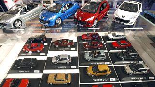تراجع سوق السيارات الفرنسية