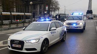 Belçika'nın başkenti Brüksel'de trafikte hız sınırı 30 kilometreye düşürüldü