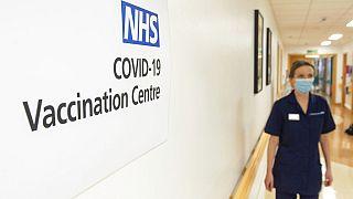 """Londra'da hastaneden sızan Covid-19 mesajı: """"Afet modundayız"""""""