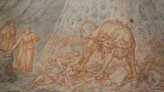 La Divina Commedia nelle immagini di Federico Zuccari, agli Uffizi