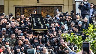 ودعت دمشق حاتم علي بعد وصول رفاته من القاهرة حيث توفي