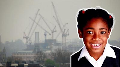 Nine-year-old Ella Adoo-Kissi-Debrah died in 2013, and a coroner recently rules air pollution as the cause of her death.